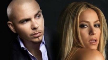 Itt az újabb Pitbull-Shakira-duett