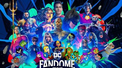 Itt nézheted élőben a DC FanDome 2021-et