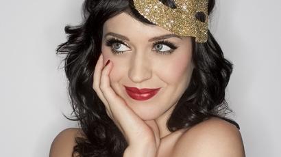 Katy Perry bemutatta tűzijátékát