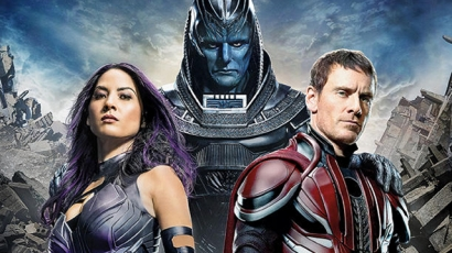 Itt vannak az X-Men: Apokalipszis legelső fotói!