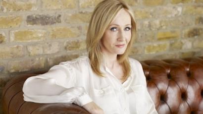 Izgalmas bejelentést tett J. K. Rowling