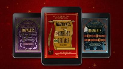 Varázslatos útmutató érkezik a Harry Potter szériához J. K. Rownlingtól