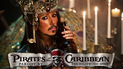 Jack Sparrow-t csak a rum érdekli