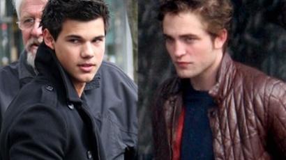 """Taylor: """"Jacob jobb pasi, mint Edward"""""""