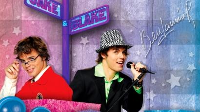 Új sorozat: Jake & Blake a Disney Channelen!