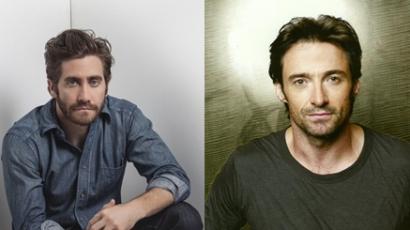Jake Gyllenhaal és Hugh Jackman egy filmben
