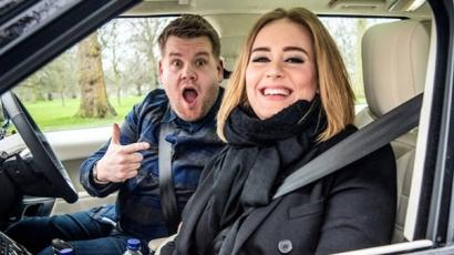 James Corden lenyűgözte a nézőket – önálló műsort kap a Carpool Karaoke
