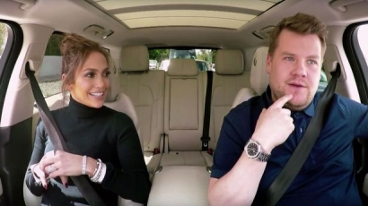 James Corden összeboronálta Jennifer Lopezt és Leonardo DiCapriót – videó