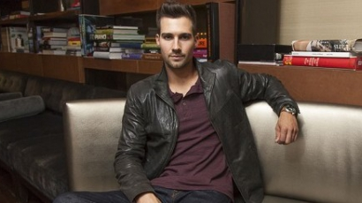 James Maslow újra forgat