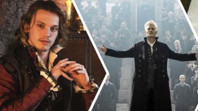 Jamie Campbell Bower veszi át Johnny Depp megüresedett helyét a Legendás állatok-sorozatban?