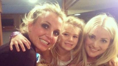 Jamie Lynn Spears balesetet szenvedett kislánya felébredt a kómából