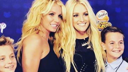 Jamie Lynn Spears kritikus kommentelőtől védte meg Britney Spearst