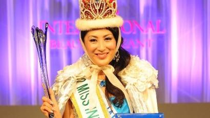 Japán lány nyerte el a Miss International címet