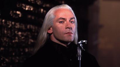 Jason Isaacs majdnem visszautasította Lucius Malfoy szerepét a Harry Potterben