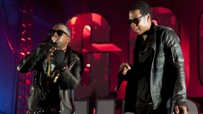 Jay-Z és Kanye West az iTunes rekorderei