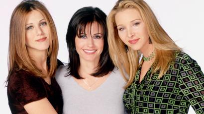 Jennifer Aniston, Courteney Cox és Lisa Kudrow nyitottak lennének a Jóbarátok folytatására