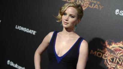 Jennifer Lawrence a Forbes No.1 színésznője