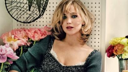 Jennifer Lawrence részegen adott interjút