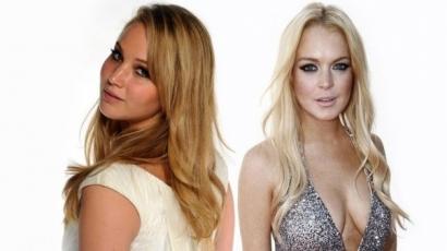 Jennifer Lawrence durván megsértette Lindsay Lohant