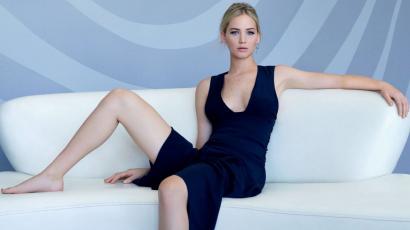 Jennifer Lawrence elárulta, hogy túl hosszú ideje nem bújt ágyba senkivel