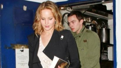 Jennifer Lawrence és Nicholas Hoult: újra együtt?
