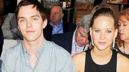 """Jennifer Lawrence: """"Ki vagyok én Nicholas Hoult nélkül?"""""""