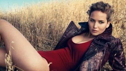 Jennifer Lawrence megérkezett Budapestre