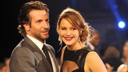 Jennifer Lawrence nem randizik Bradley Cooperrel