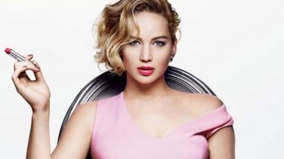 Jennifer Lawrence-t választotta reklámarcának a Dior