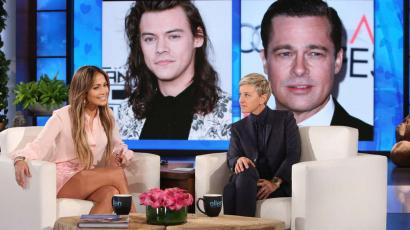 Jennifer Lopez bevallotta, tetszik neki Harry Styles
