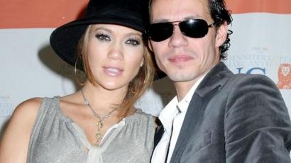 Jennifer Lopez és férje a divatiparban