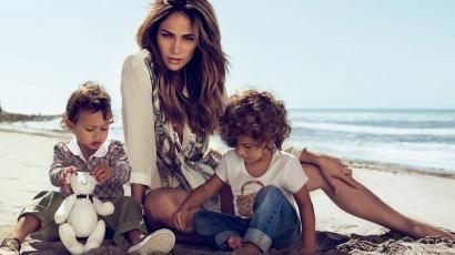 Jennifer Lopez és Marc Anthony ikrei tudomást sem vesznek szüleik hírnevéről
