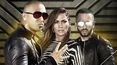 Jennifer Lopez, Wisin és Yandel ismét egy színpadon