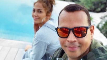 Jennifer Lopezt sztriptízbárba vitte vőlegénye