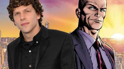 Jesse Eisenberg lesz az új Lex Luthor