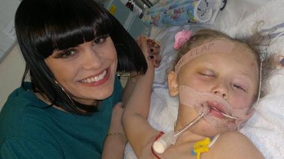 Jessie J-nek köszönhető egy kislány felépülése