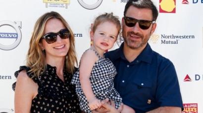 Jimmy Kimmel felesége második gyermekükkel várandós