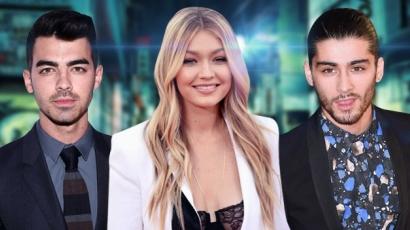 Joe Jonas megszólalt Gigi Hadid és Zayn Malik románcával kapcsolatban