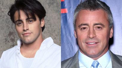 Joey apjának nézték Matt LeBlanc-t