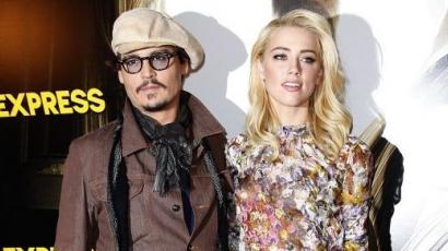 Johnny Depp újra szerelmes!