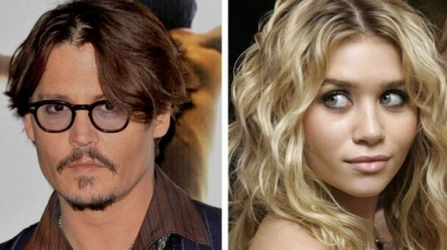 Johnny Depp Ashley Olsennel kavar?