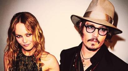 Johnny Depp és Vanessa Paradis már két éve szakított