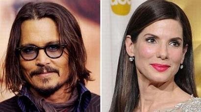 Johnny Depp megajándékozta Bullock fiát