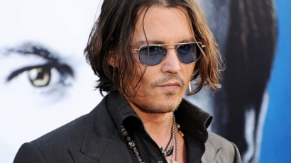 Johnny Depp strandot nevezett el barátnőjéről