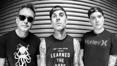 Jól halad új lemeze munkálataival a Blink-182