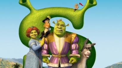 Jön a Shrek ötödik része