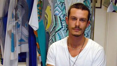 Jonathan Saunders élvezi a munkájával járó stresszt