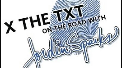 Jordin Sparks támogatja a The TXT programot