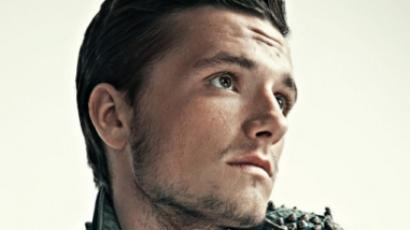 """Josh Hutcherson: """"A csókjelenetek nagyon döglesztőek lettek"""""""