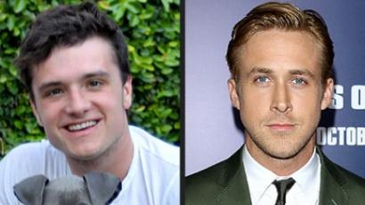 Josh Hutcherson kutyája nevét Ryan Gosling inspirálta